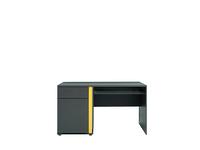 Стол письменный GRAPHIC BIU1D1SL Серый вольфрам