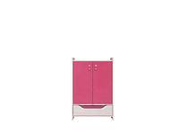 HIHOT KOM2D1S/120 розовый