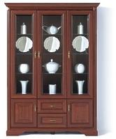Стилиус NWIT-3d2s шкаф-витрина