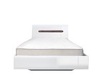 AZTECA Кровать LOZ90x200 белый