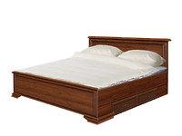 Кровать новая LOZ180х200 каштан KENTAKI
