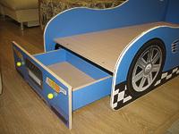 Кровать-машина Браво