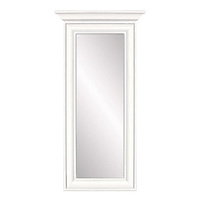 Зеркало KENTAKI белый LUS/50