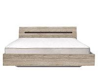 Кровать AZTECA LOZ180x200 дуб санремо