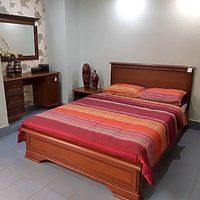 Кровать LOZ180х200 каштан Kentaki