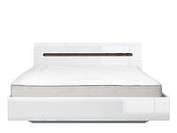 Кровать с основанием гибким  LOZ180x200 AZTECA