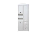 Шкаф комбинированный  REG 3D3S SALERNO